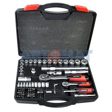 Набор инструмента 72 предмета ZiPower PM3977