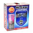 Масло моторное синтетическое Hi-Gear 5W50 SM/CF 4л+подарок