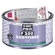 Шпатлевка BODY PRO F250 FIBER полиэфирная наполняющая шпатлевка, усиленная стекловолокном 1.5 кг.