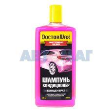 Шампунь-кондиционер Doctor Wax 600мл концентрат