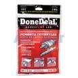 Высокотемпературный бандаж для ремонта глушителя (до +650 С) 101*5см DD6789