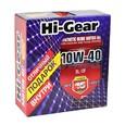 Масло моторноe полусинтетическое Hi-Gear 10W40 SL/ CF 4л + подарок