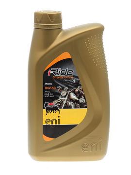 Масло моторное Eni I-Ride Moto 4T 10w30 1л синтетическое