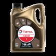 Масло моторное TOTAL Classic 9 5w40 5л синтетическое