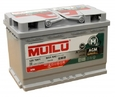 Аккумулятор MUTLU 70e AGM L3.70.076.A  MUTLU  -12V 70 Ah 760 (EN)