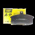 Колодки торм. передние Lada 2110 - 2190 K260207