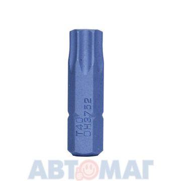 Бита 6,3 мм х 25 мм с профилем Torx T40