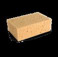 Пористая губка для мойки 200x130x70мм