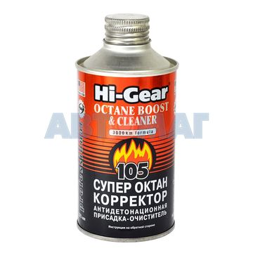 Супероктан-корректор Hi-Gear 325мл