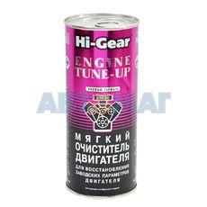 Мягкий очиститель двигателя Hi-Gear 444мл