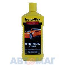 Очиститель от насекомых и гудрона Doctor Wax 300мл