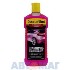 Шампунь-кондиционер Doctor Wax 300мл концентрат