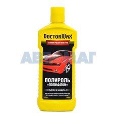 "Полироль ""Полифлон"" Doctor Wax 300мл"