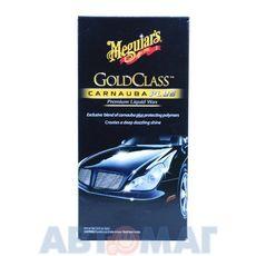 Автомобильная полироль жидкая c воском карнауба Meguiar's Gold Class 473мл