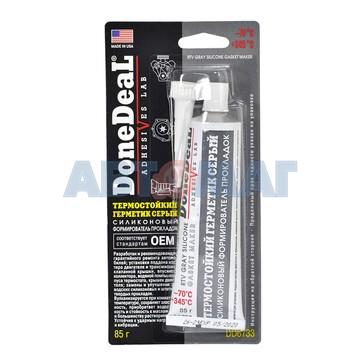Термостойкий серый силиконовый формирователь прокладок Done Deal DD6733