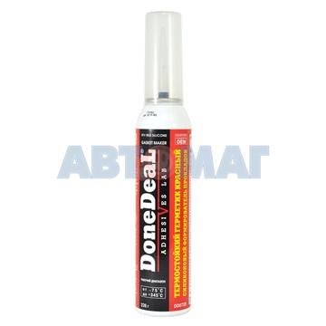 Термостойкий красный силиконовый формирователь прокладок Done Deal DD6728