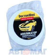 Аппликатор универсальный для кузова и интерьера автомобиля Doctor Wax