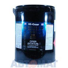 Суперантигель для дизтоплива -47°С 10 000 литров Hi-Gear 20л