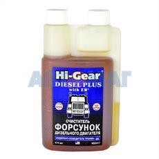 Очиститель форсунок для дизеля Hi-Gear содержит победитель трения ER 474мл