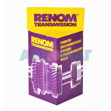 Ремонтно-восстановительная присадка к трансмиссионному маслу FENOM 200мл