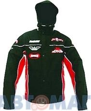 Клубная куртка Moto-Boy  (MB-WJ003LV), цвет – красный.