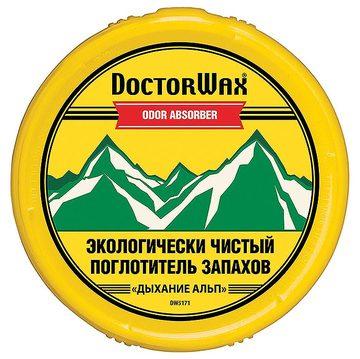 """Экологически чистый поглотитель запаха """"Дыхание Альп"""" Doctor Wax"""