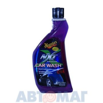 Автомобильный шампунь Meguiars NXT Generation Car Wash 473мл