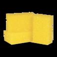 Губка желтая повышенной плотности для битума