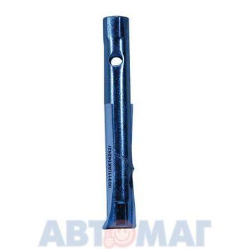 Ключ трубчатый 10х12 цинк