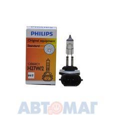 Автолампа PHILIPS H27 W/2 12V 12060