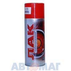 Лак для тонировки фонарей красный аэрозоль KUDO 520мл