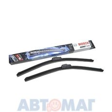 Комплект щеток стеклоочистителя BOSCH Aerotwin AR500S - 500мм + 500мм (3 397 009 081)