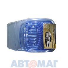 Коврики автомобильные ПВХ, синие. Передние 71х51 см, Задние 48х51 см Piece of Mind