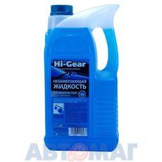 Незамерзающая жидкость для омывателя стекла Hi-Gear до -25 5л