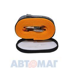 Трос буксировочный ленточный ZiPower 4м, 3т