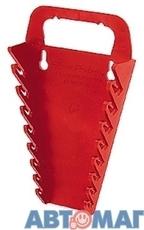 Держатель для 8-и ключей, красного цвета