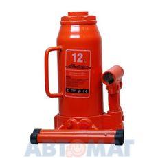 Домкрат бутылочный гидравлический АJ-B-12 12 т