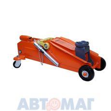 Домкрат подкатной гидравлический AJ-2,3F-350P 2.3 т