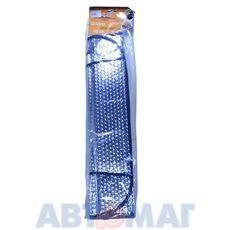 Шторка солнцезащитная 60 см на лобовое стекло авто (60*125*60*125 см) (ASPS-60-01)