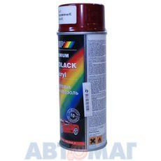 Краска калифорнийский мак MOTIP 400мл