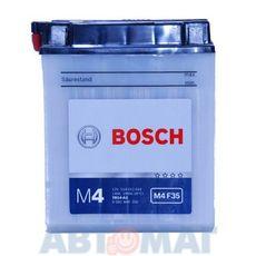 Аккумулятор мото BOSCH 514 012 014 - 14 А/ч 140 А (136*91*168) YB14-A2