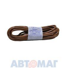 Провод автомобильный ПГВА 2,5 мм (5м)
