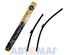 Комплект бескаркасных щеток стеклоочистителя SWF VISIOFLEX OE 301 - 530мм + 475мм