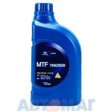 Масло моторное Hyundai/Kia 75w85 GL-4 MTF 1л полусинтетическое
