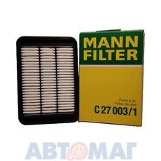 Фильтр воздушный MANN C 27 003/1
