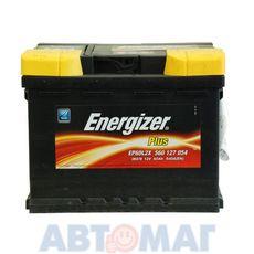 Аккумулятор ENERGIZER PLUS 560 127 054 60 А/ч 540 А