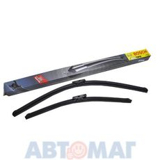 Комплект щеток стеклоочистителя BOSCH Aerotwin AM467S - 650мм + 475мм (3 397 007 467)