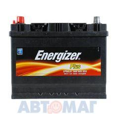 Аккумулятор ENERGIZER PLUS 568 405 055 68 А/ч 550 А