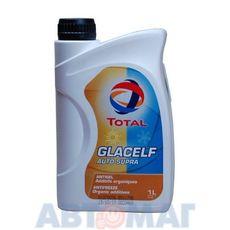 Концентрат антифриза Total Glacelf Auto Supra 1л оранжевый