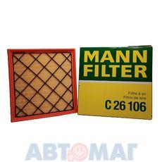 Фильтр воздушный MANN C 26 106
